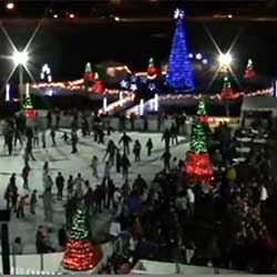Christmas on Ice in Madison, MS