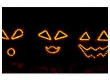 Singing Pumpkin Faces